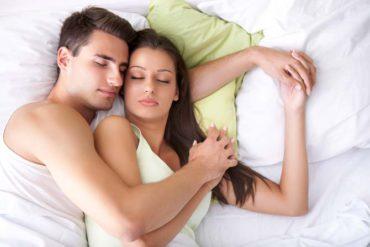 expérience sexuelle entre couple